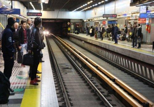 خط دو- از ايستگاه فرهنگسرا واقع در تهرانپارس، بلوار اشراق، روبروي فرهنگسراي اشراق تا ايستگاه تهران (