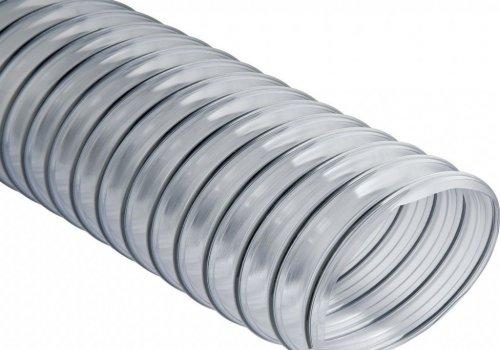لوله خرطومی مکش به طور کلی دارای ساختاری کاملا مقاوم است. درواقع در برابر عواملی نظیر سایش، کشش، پار