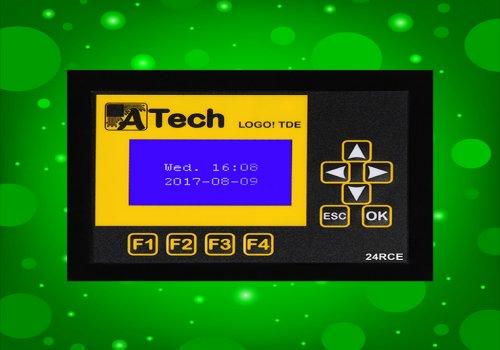 پی ال سی پنل های ATech