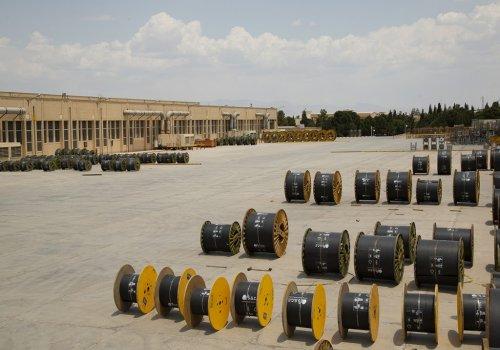 شرکت کارخانجات تولیدی شهید قندی در آبان ماه سال ۱۳۶۳ با هدف تولید انواع کابلهای مخابراتی مسی وکابلها