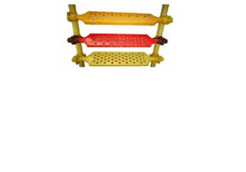 انواع پله داربستی و سیستم پله