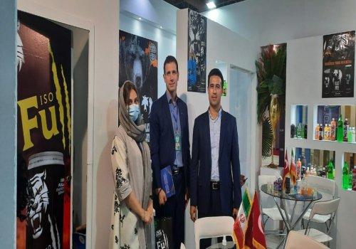 دومین روز نمایشگاه و استقبال عالی از محصولات ایزوفول و بلک پاور  ایران آگروفود 1400
