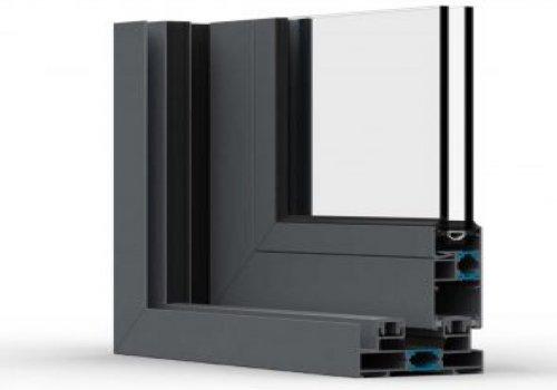 BST 90 | سیستم کشویی سیستم BST 90 یک سیستم کشویی است که علاوه بر عایق بودن ، زیبایی و امنیت را نیز ب