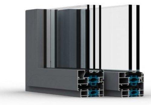 HT 70 | سیستم درب و پنجره سیستم HT 70 ، سیستم لولایی ترمال سایز 70 و مناسب برای حالت های TILT & TURN