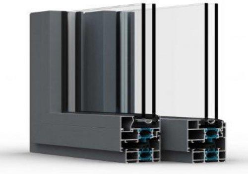 HT 60 | سیستم درب و پنجره سیستم HT 60 ، سیستم لولایی ترمال سایز 60 و مناسب برای حالت های TILT & TURN