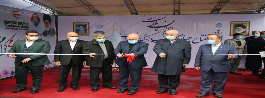 ایران پلاست صنعتی که تحریم و کرونا نتوانست آن را متوقف کند
