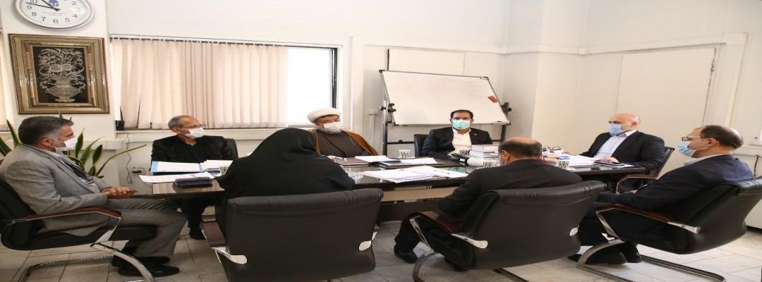 جلسه شورای فرهنگی نمایشگاه بین المللی برگزار شد