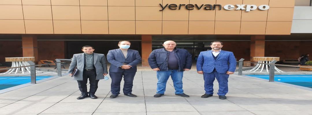 نمایشگاه اختصاصی ایران در ارمنستان نقطه عطفی در تجارت با همسایه شمالی