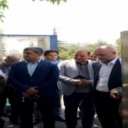 نمایشگاه بین المللی ایران، مجهز به تونل ضدعفونی شد