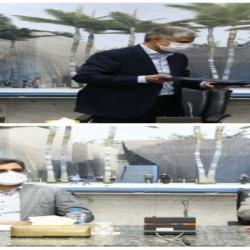 روز پربار نمایشگاه بین المللی ج.ا.ایران با امضای دو تفاهم نامه استراتژیک و راهبردی